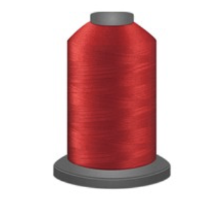 Cardinal Red Glide Thread Spool