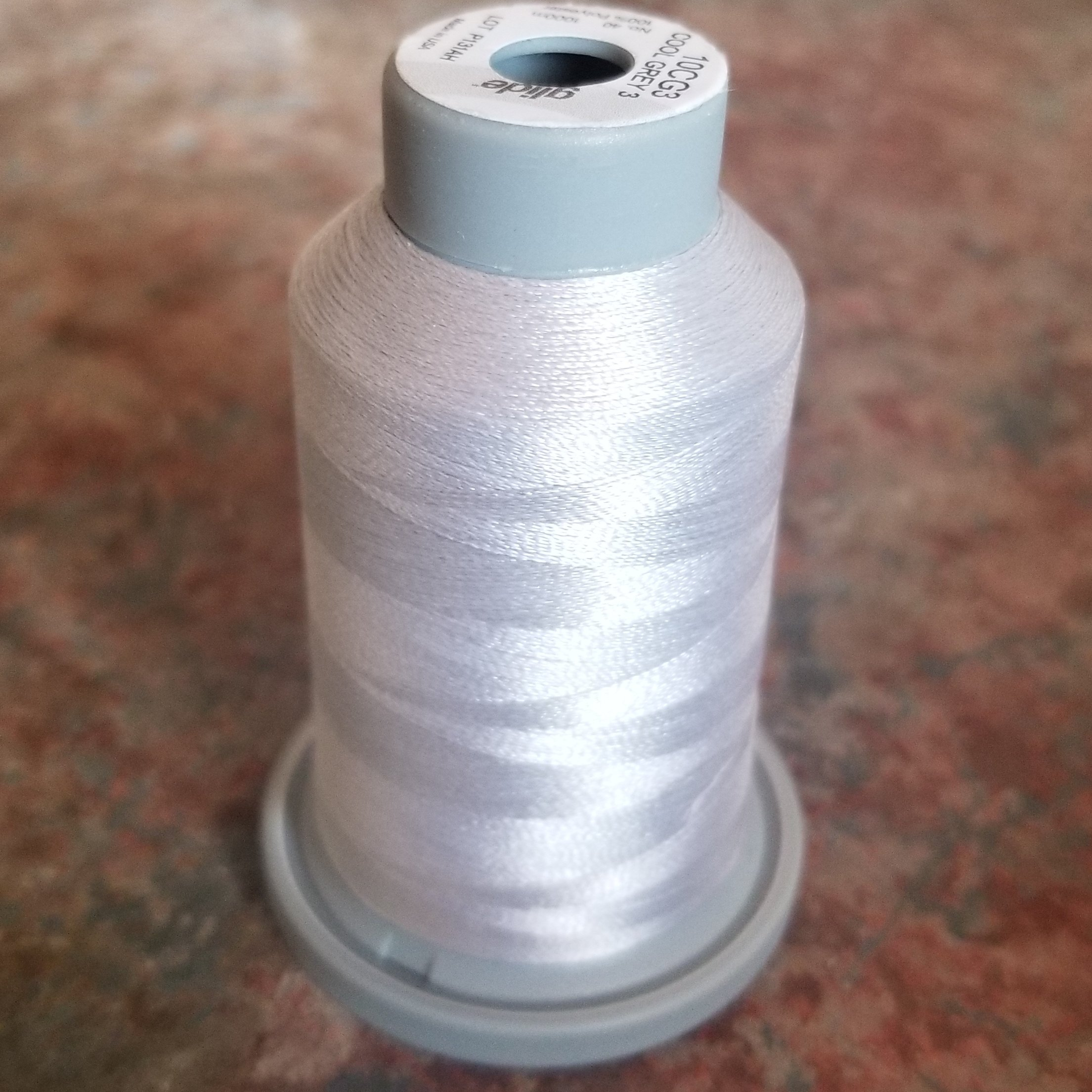 Cool Gray #3 Glide Thread