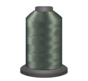 Nickel Gray Glide Thread Spool