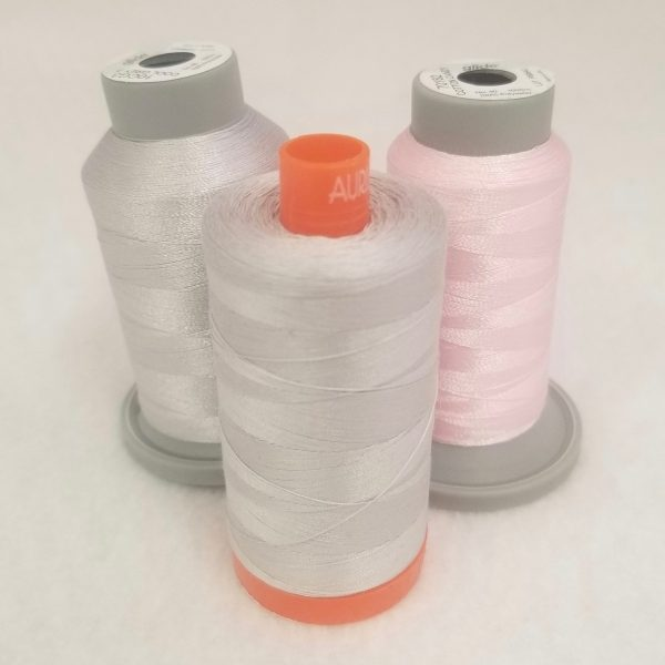 Build A Quilt Evening Blush Coordinating Thread Collection