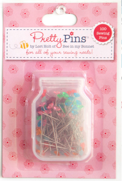 Pretty, Pretty Sewing Pins by Lori Holt