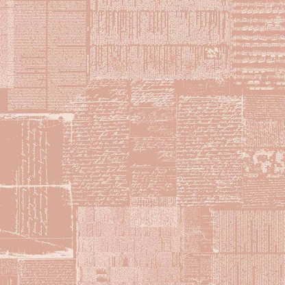 Fat Quarter of Evening Blush Fabric F