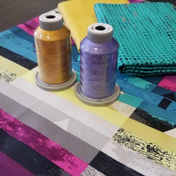 glide thread for machine quilting