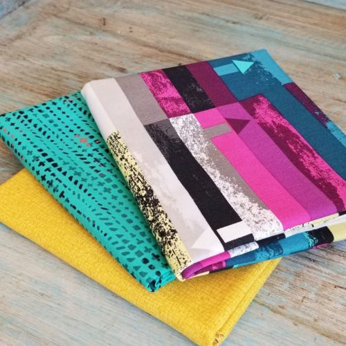 layered machine quilting kit