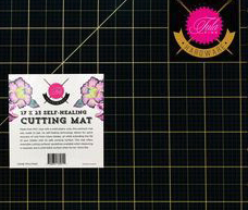 Tula Pink Cutting Mat 17in x 23 in