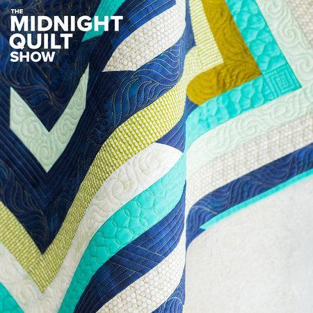 Midnight Quilt Show Shattered Frames
