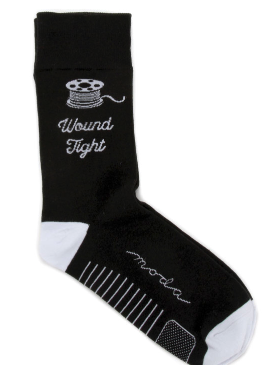 Wound Tight Quilting Socks