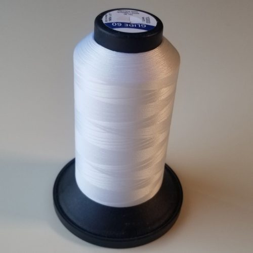 white glide 60wt thread 650.10000