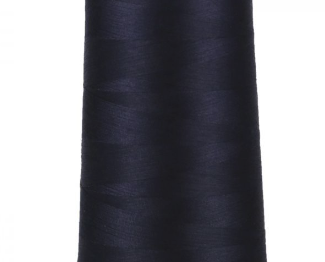 omni navy blue longarm quilting thread