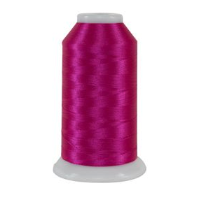 magnifico hot pink flash longarm thread