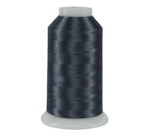 Magnifico stonewash denim longarm thread