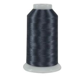 Magnifico stonewash denim longarm thread