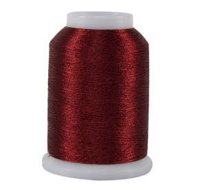 superior threads metallics red cone thread