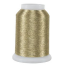 light gold metallic quilting thread