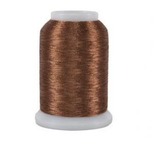 superior threads metallic copper cone