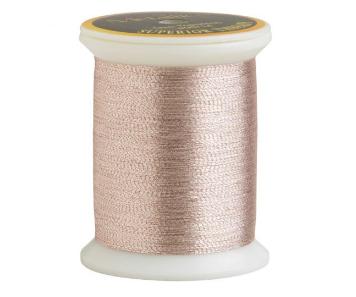 rose gold metallic thread