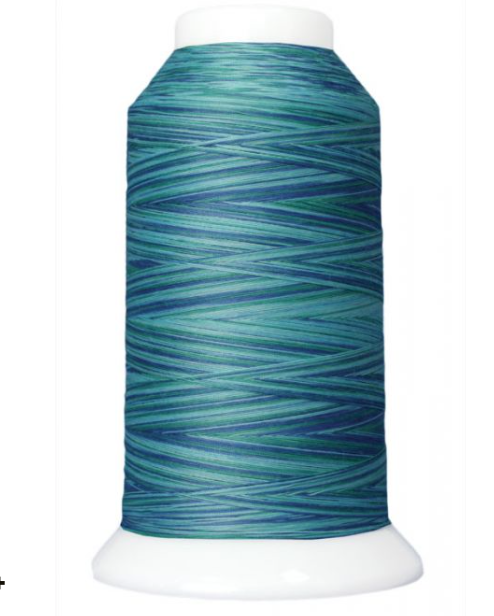 so fine variegated thread surfer's paradise