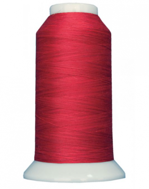so fine variegated thread red