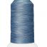 so fine variegated blues thread