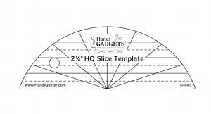 handi quilter slice machine quilting ruler