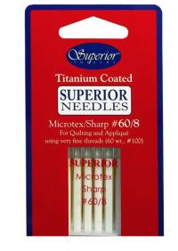 microtex 60/8 needles