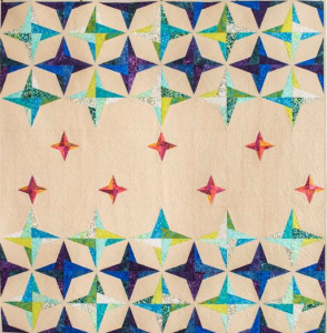scrappy stars quilt pattern free