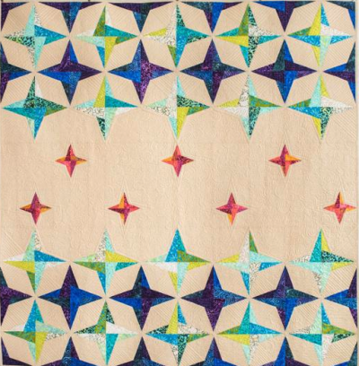 scrappy stars quilt pattern free