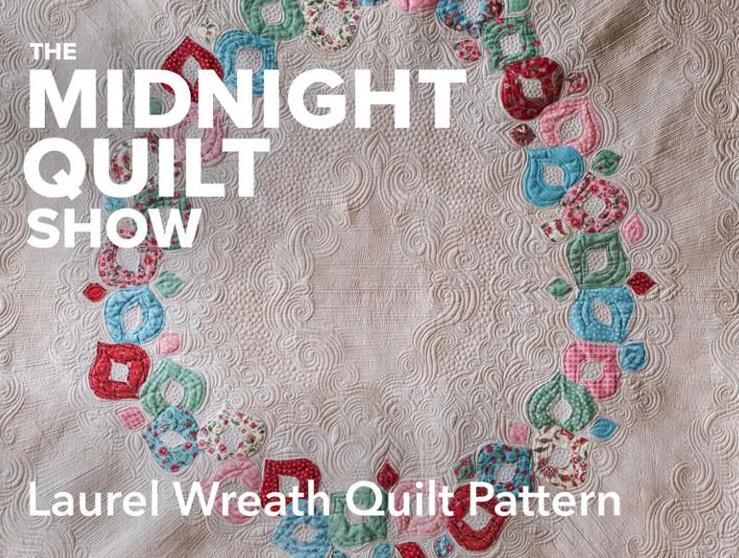 laurel free quilt pattern