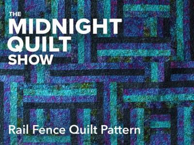 free strip pieced quilt pattern