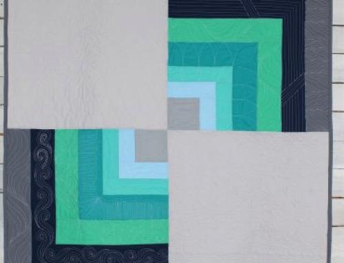 Broken Perimeter Quilt Pattern