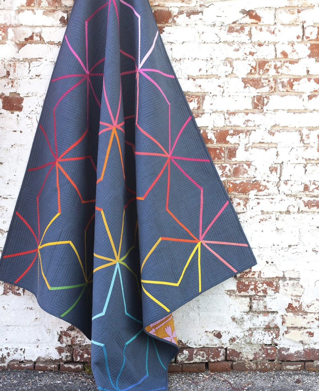 lumen quilt pattern by alison glass