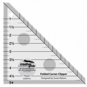 creative grids folded corner trimmer