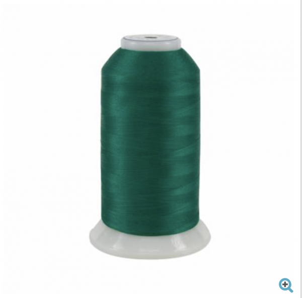 so fine 476 green thread