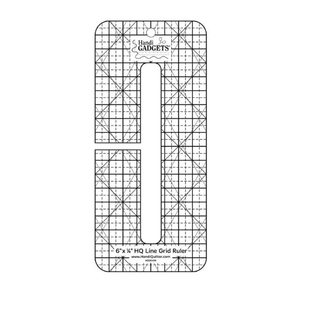 Handi Quilter Line Grid Ruler
