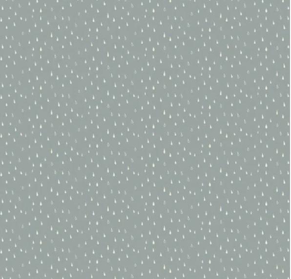 gray raindrop