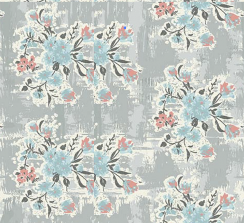evening blush fabric b