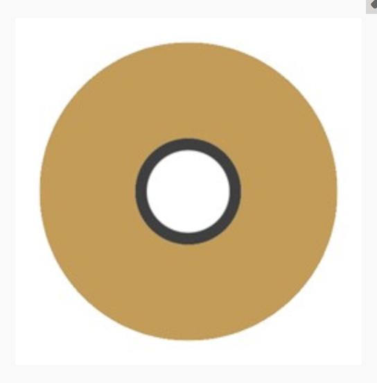military gold preqound bobbin