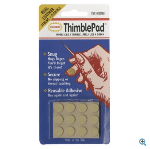 adhesive thimble