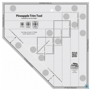 pineapple trimmer creative grids trimmer