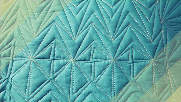 free-motion challenge quilting along with angela walters