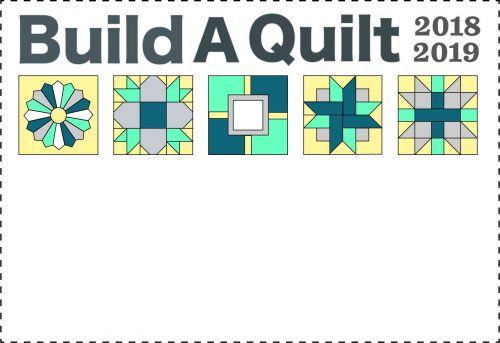 build a quilt label