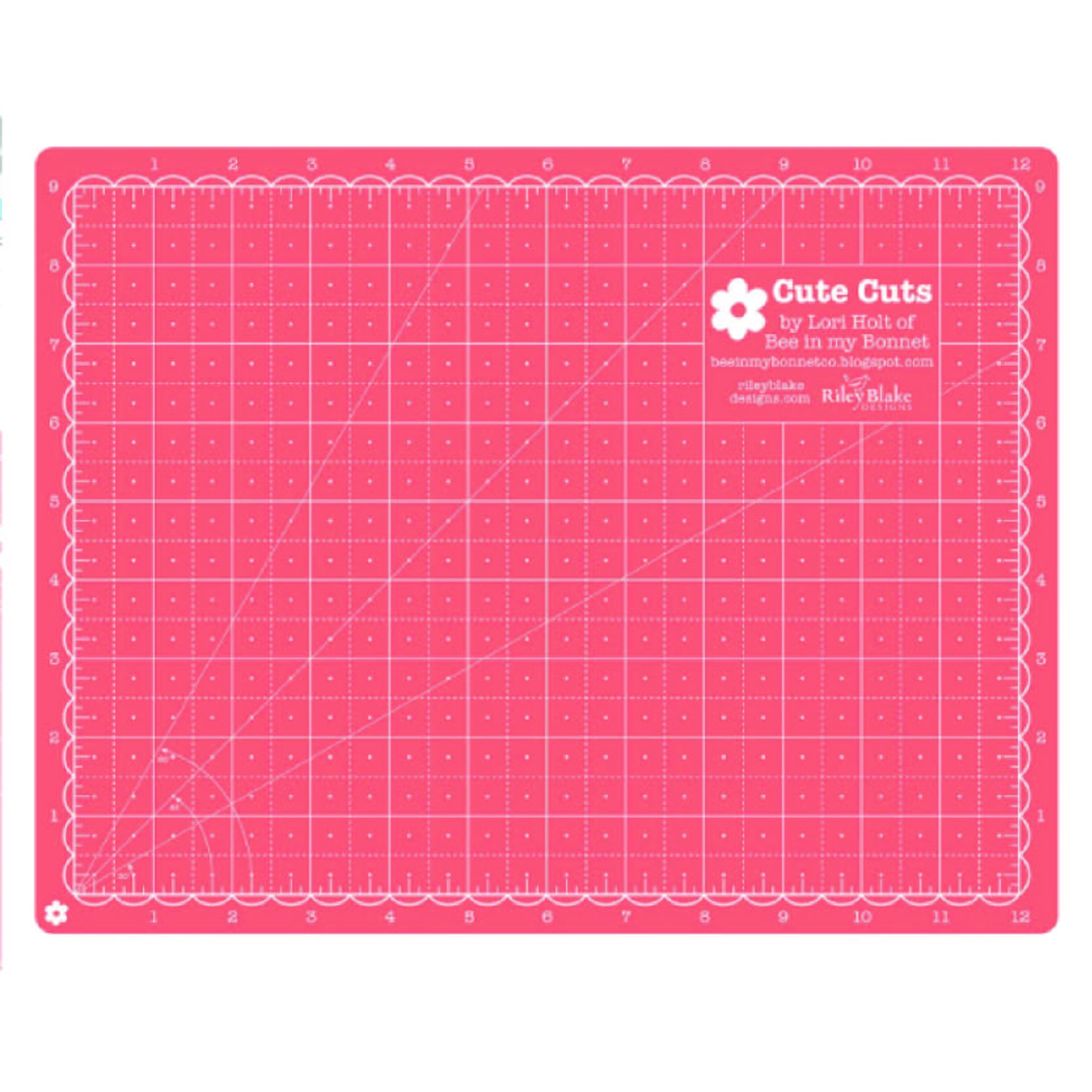 double sided lori holt cutting mat