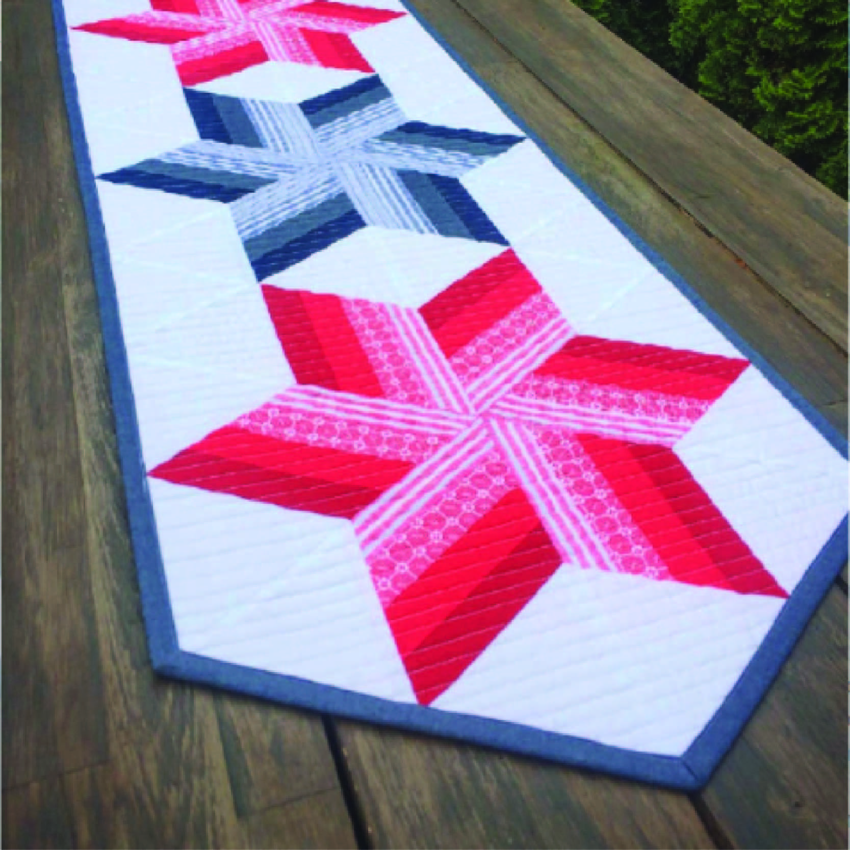 Twirl N Spin Table Runner Pattern Quilting Is My Therapy