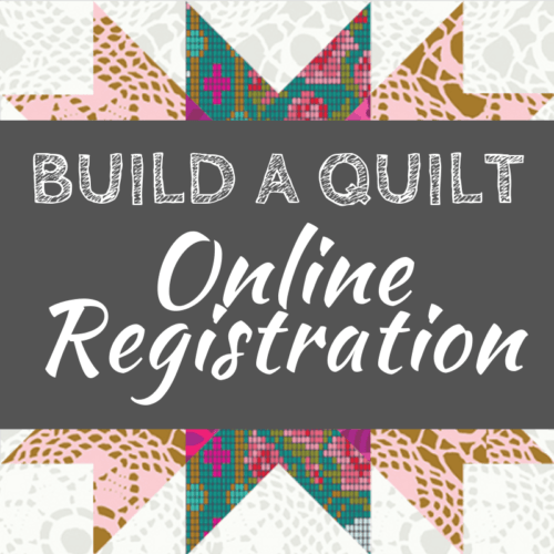 build a quilt block of the month online