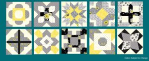 Build a quilt blocks