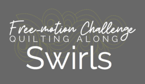 free-mtion challenge quilting along