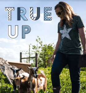 true up with angela walters