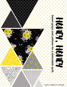 honey honey build a quilt block of the month