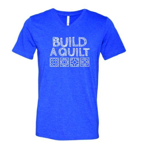 build a quilt shirt
