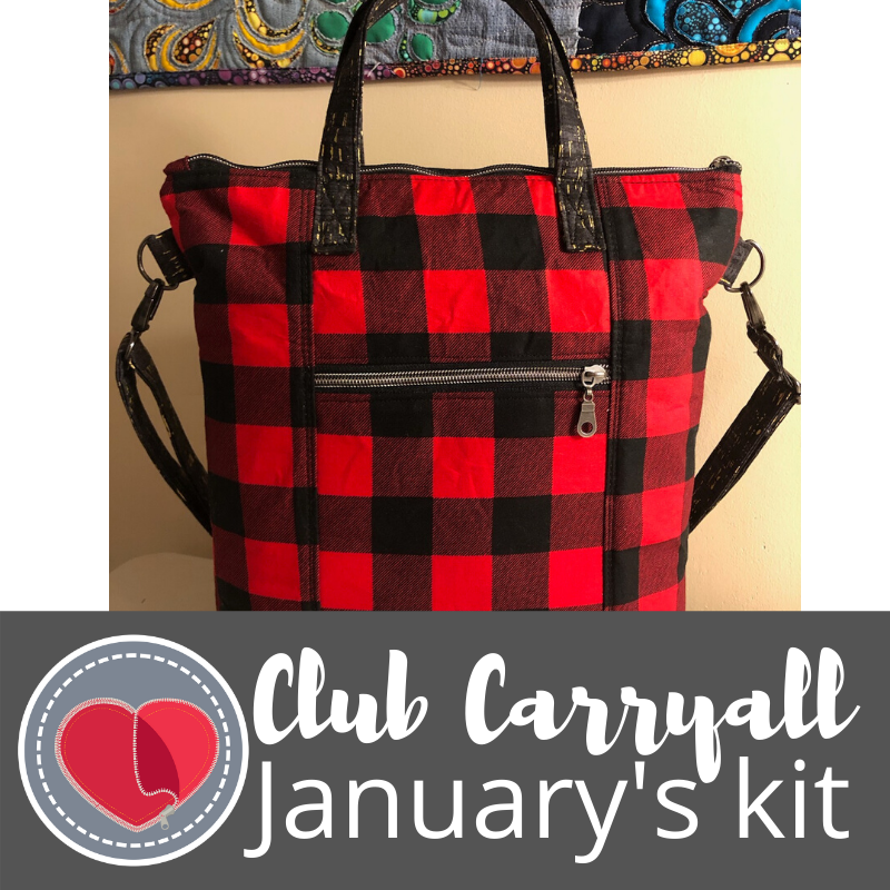 club carryall